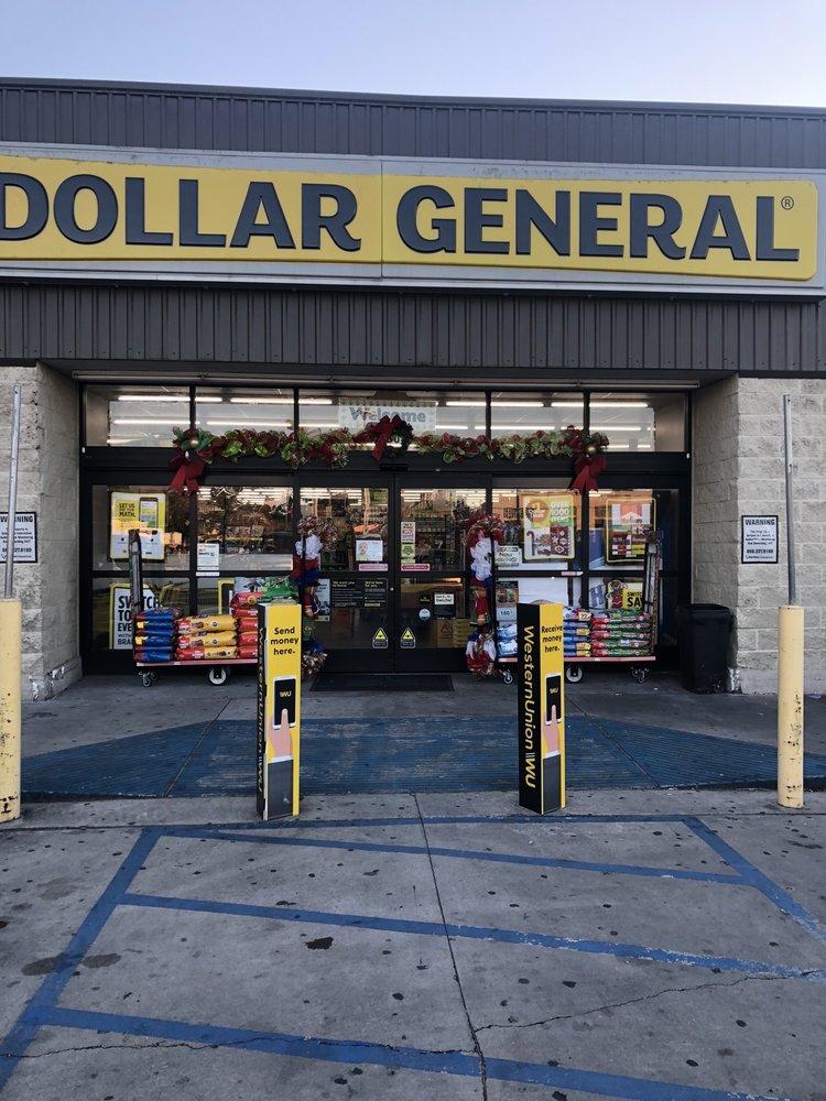 Dollar General: 1001 Bridge City Ave, Westwego, LA
