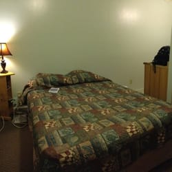 Photo Of Chief Motel Whitehall Mt United States The Lamp On