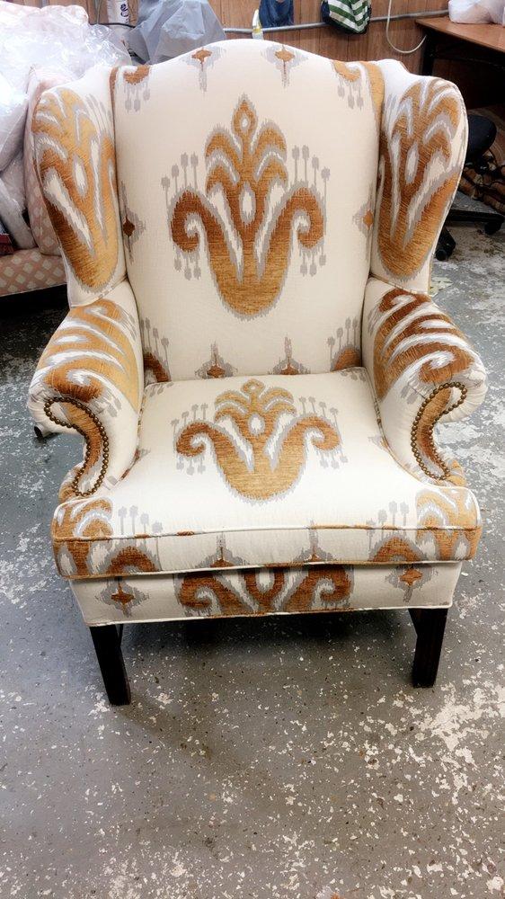 Custom Draperies & Upholstery