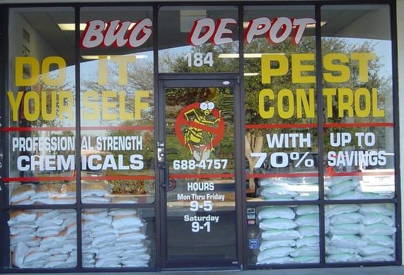 Bug Depot Do It Yourself Pest Control 184 Mariner Blvd