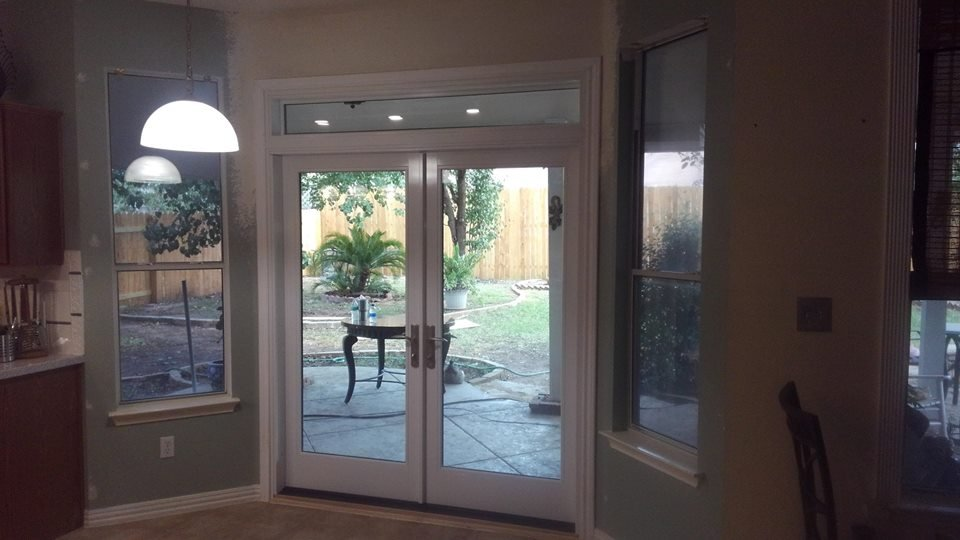 Photo Of Ddw Exteriors Bastrop Tx United States Beautiful French Doors Where