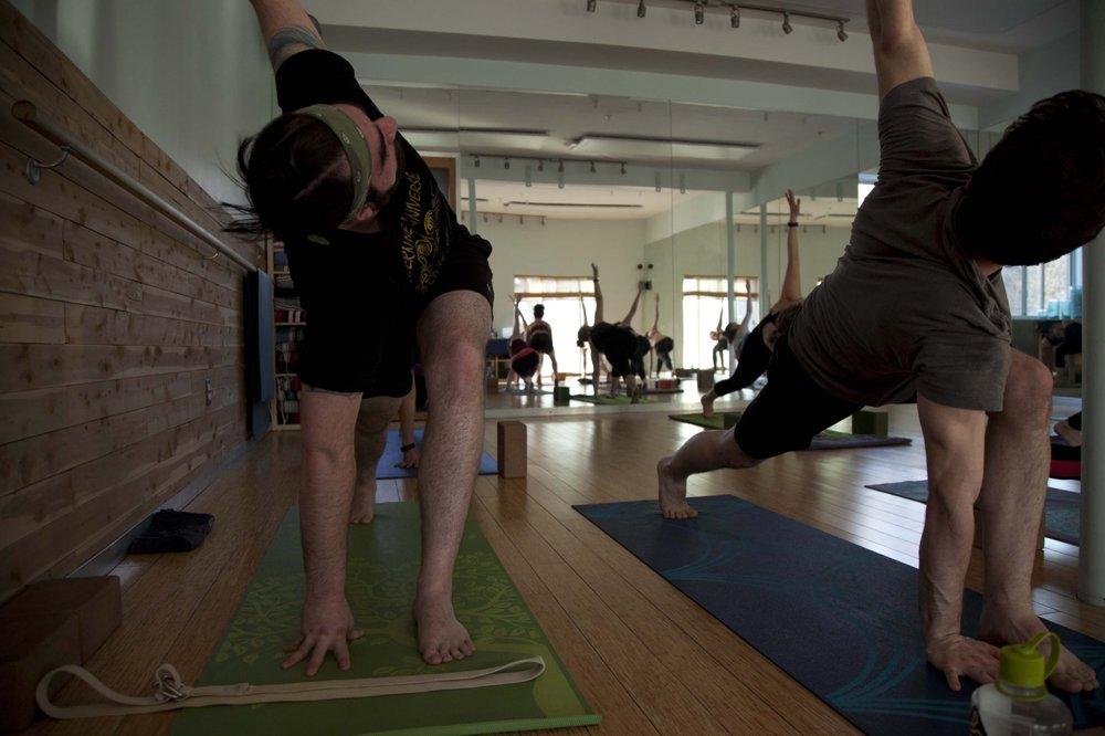Social Spots from NP Rock Yoga