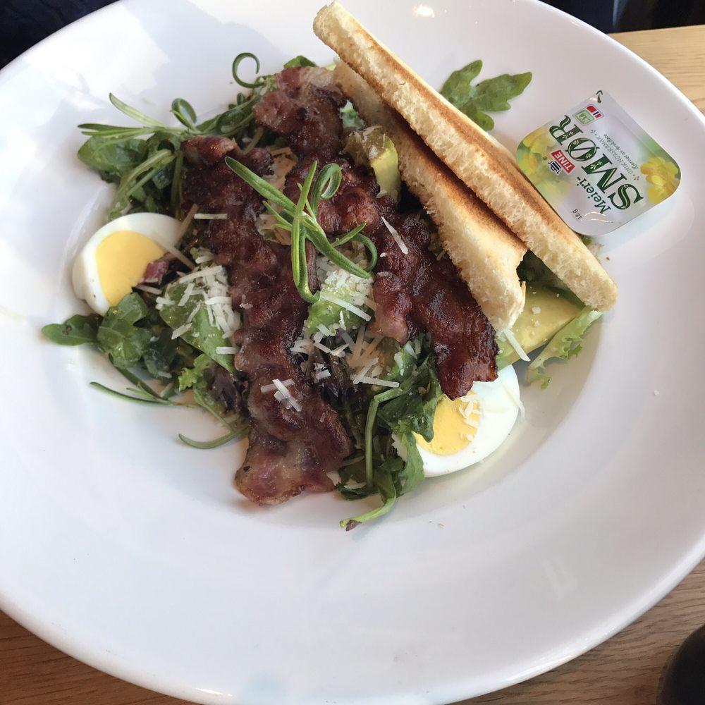 Bacon- og avokadosalat - Yelp