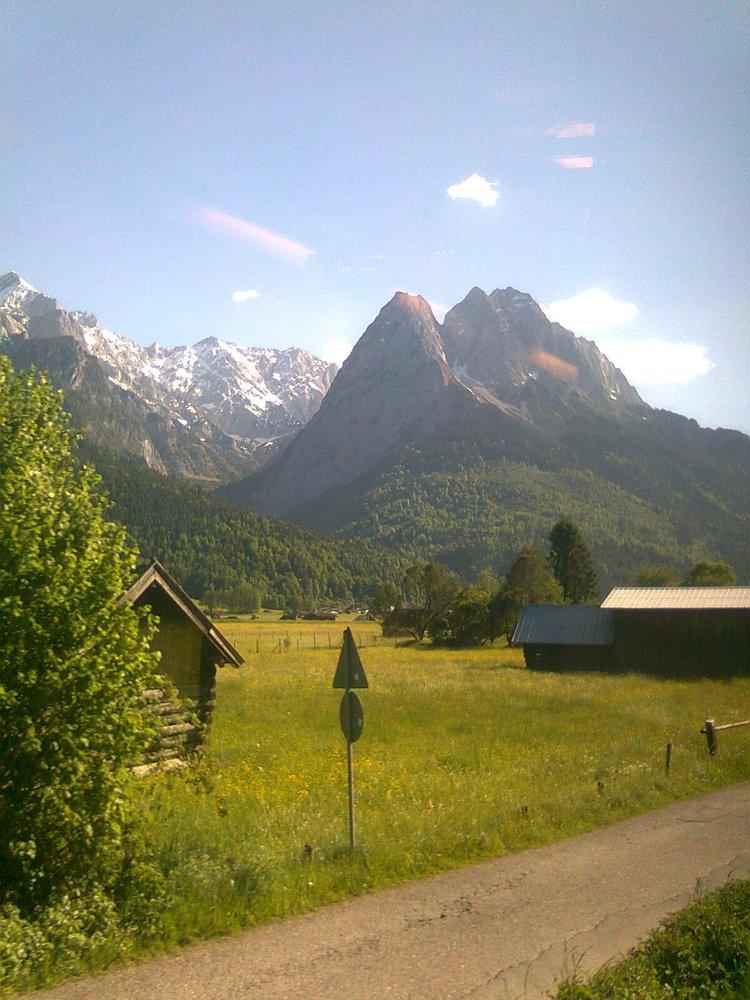 Gaststätten Garmisch Partenkirchen