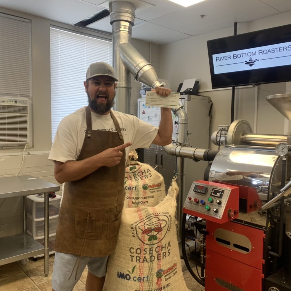 River Bottom Roasters: 22 N Mulberry St, Hagerstown, MD