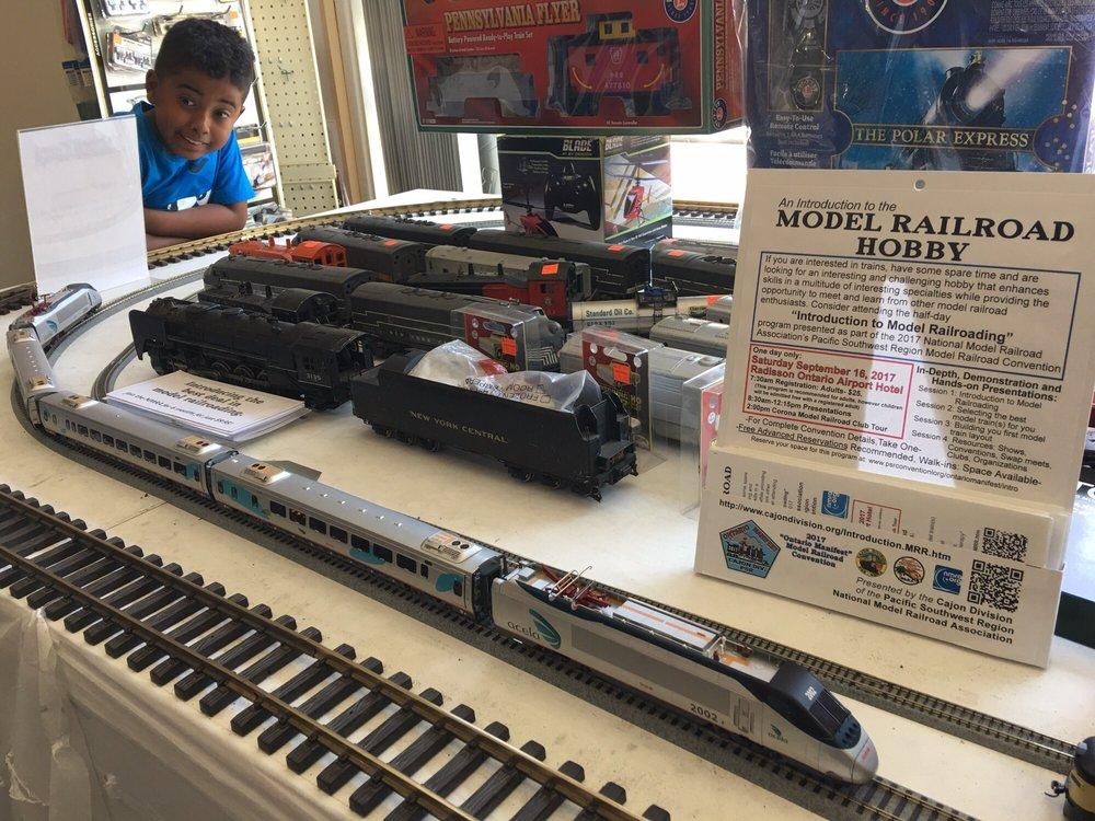 RailMaster Hobbies