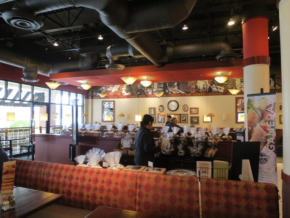 Corner Bakery Cafe Glenview Il