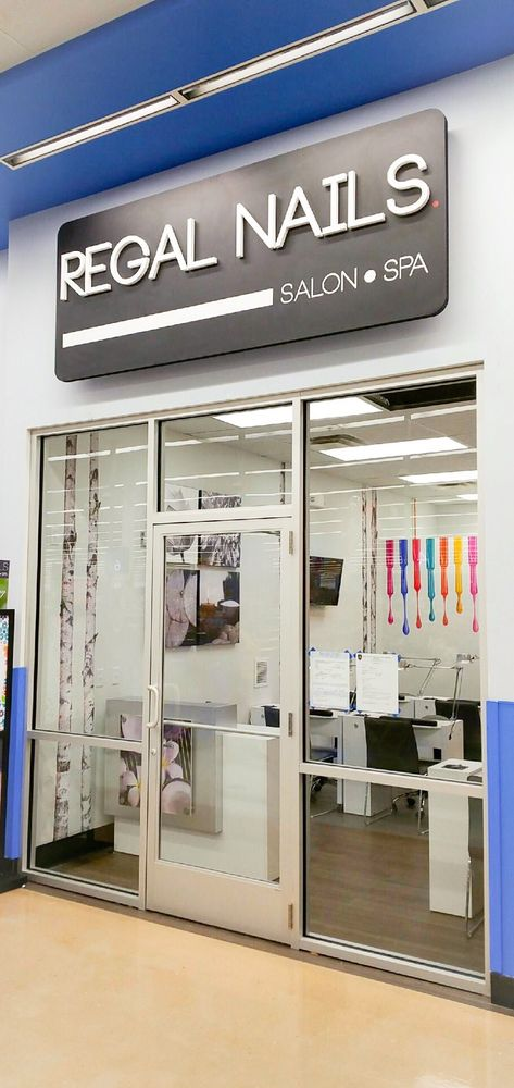 Regal Nail Salon & Spa: 2640 Crossing Cir, Traverse City, MI