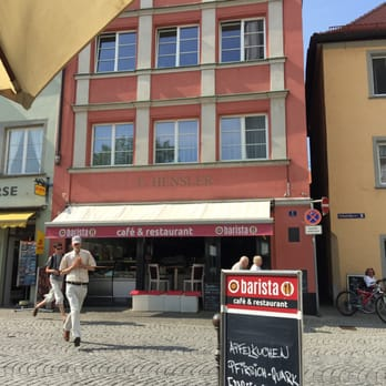 hensler coffee shop marktplatz 1 lindau bayern telefonnummer yelp. Black Bedroom Furniture Sets. Home Design Ideas