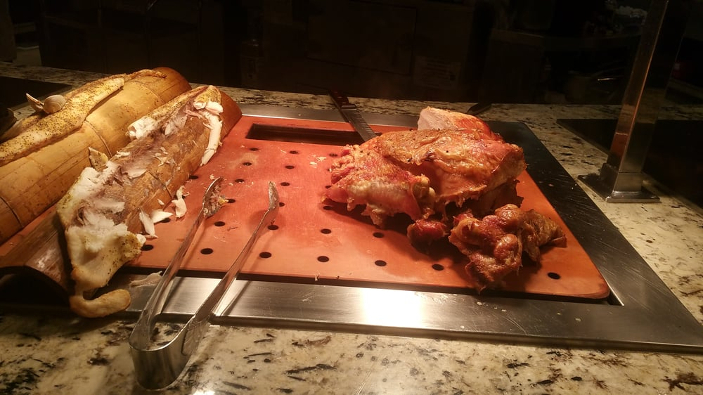 Smoked fish roasted turkey yelp for Fish buffet near me