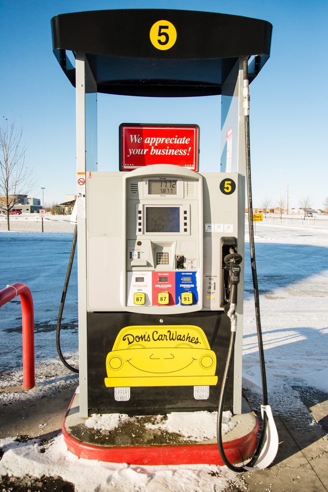 Don's Convenience Center & Car Wash: 2500 52nd Ave S, Fargo, ND