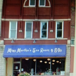 Martha Tea Room Scottdale Pa