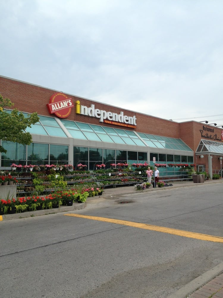 Allan's Your Independent Grocer