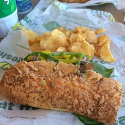 Subway Sandwiches 160 N Lee St Forsyth Ga Restaurant Reviews