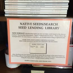 Native Seeds-SEARCH - California Land Conservation ...