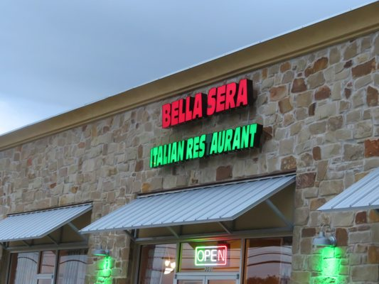 Photo Of Bella Sera Leander Tx United States