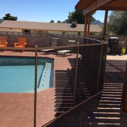 Arizona Pool Fence Maloney S Pool Care And Child Barrier Fencing