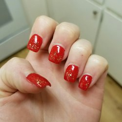 Photo Of Blooming Nails Spa Novato Ca United States Holiday Themed