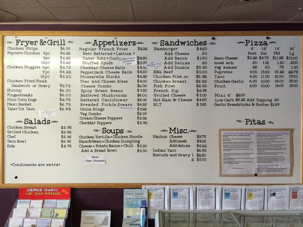 Pizza: 175 S Center Ave, Philip, SD