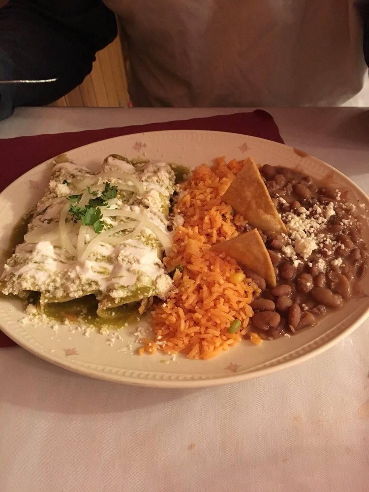 Mariachi's Mexican Restaurant: 200 New Jersey Ave, Absecon, NJ