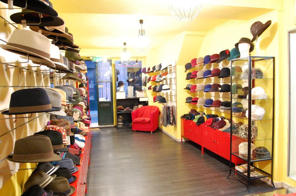 A Fábrica dos Chapéus - Acessórios - R. da Rosa aadceb50ee6