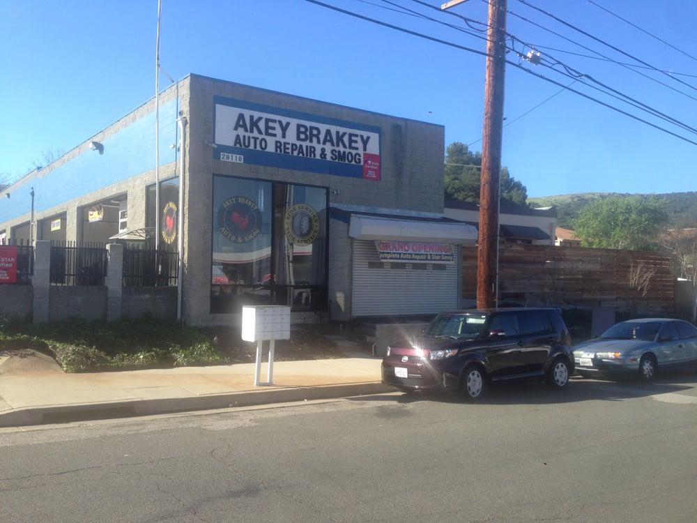 Akey Brakey Auto Repair Tire & Smog: 28118 Dorothy Dr, Agoura Hills, CA