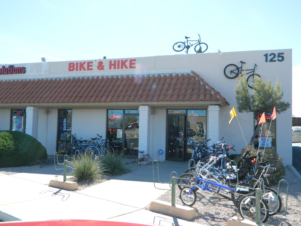 Green Valley Bike & Hike: 125 W Calle De Las Tiendas, Green Valley, AZ