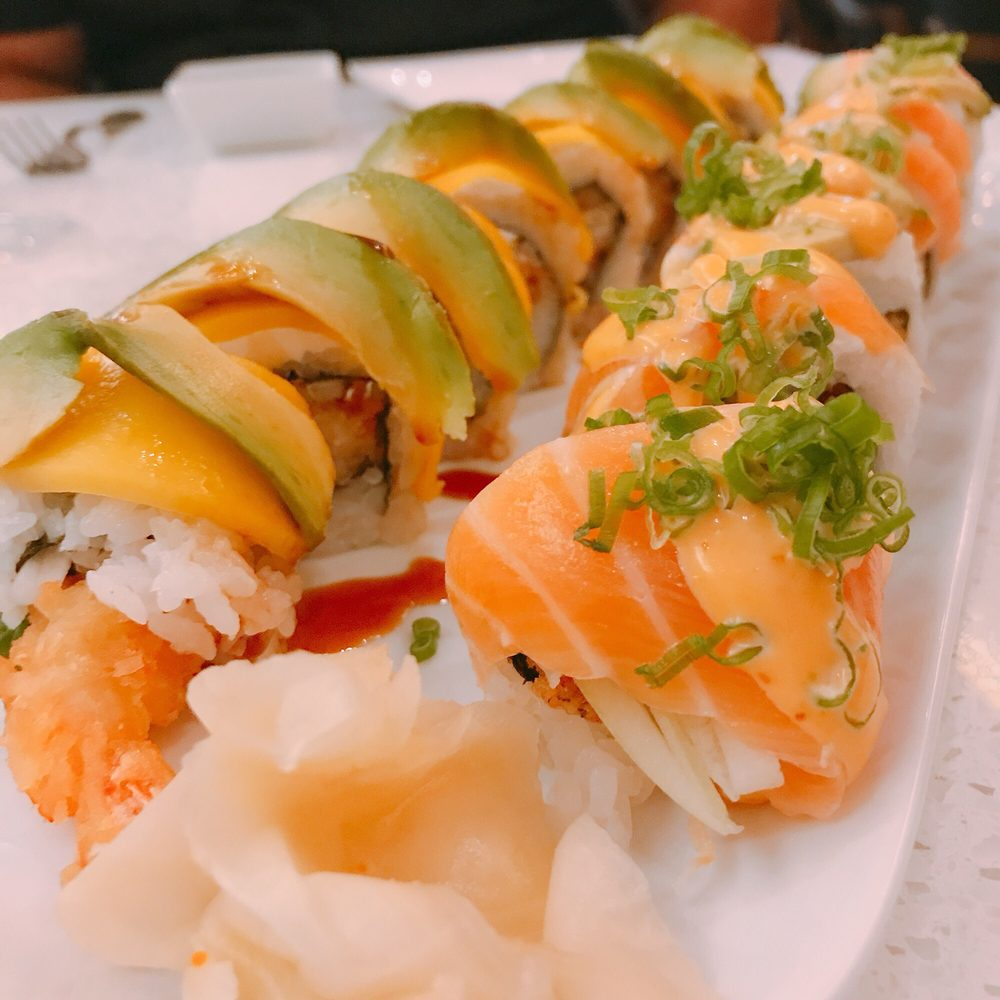 Urban Hibachi Sushi and Grill