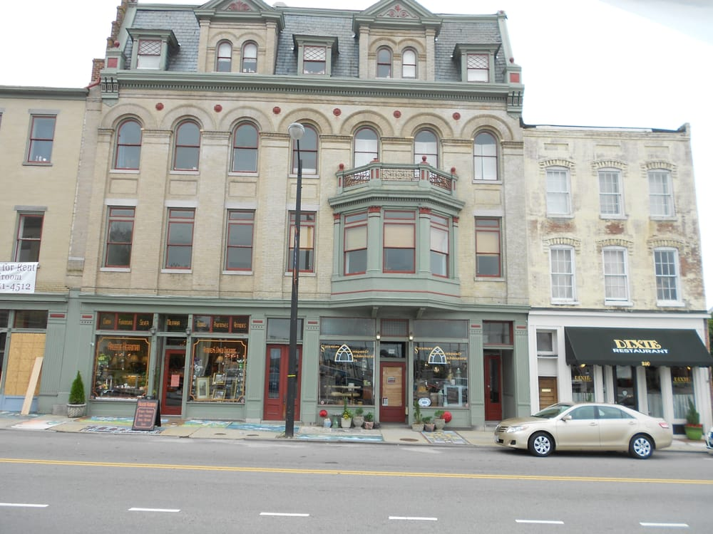 Abigail's Antiques and Other Diversions: 246 N Sycamore St, Petersburg, VA