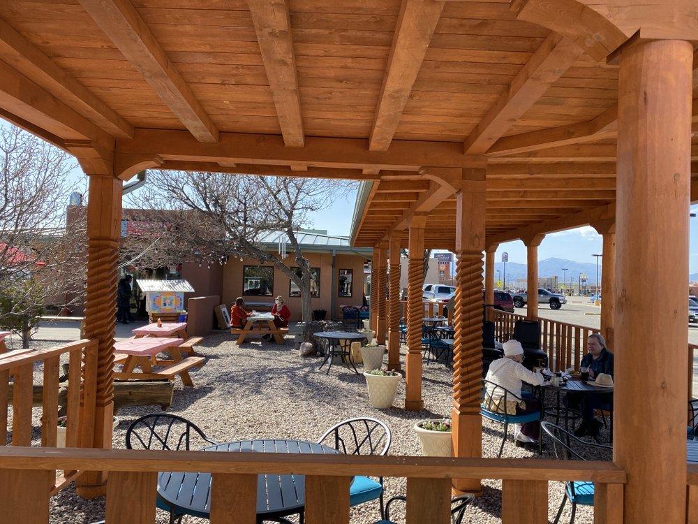 Sopaipilla Factory Restaurant: 7 W Gutierrez, Santa Fe, NM