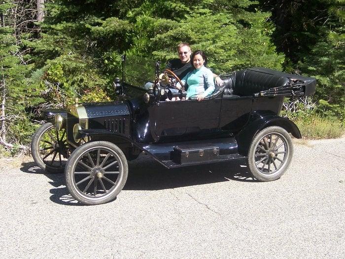 Yosemite Model T Tours: 7730 Laurel Way, Fish Camp, CA
