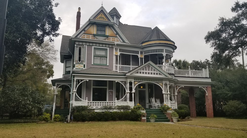 The Kate Shepard House Bed and Breakfast: 1552 Monterey Pl, Mobile, AL