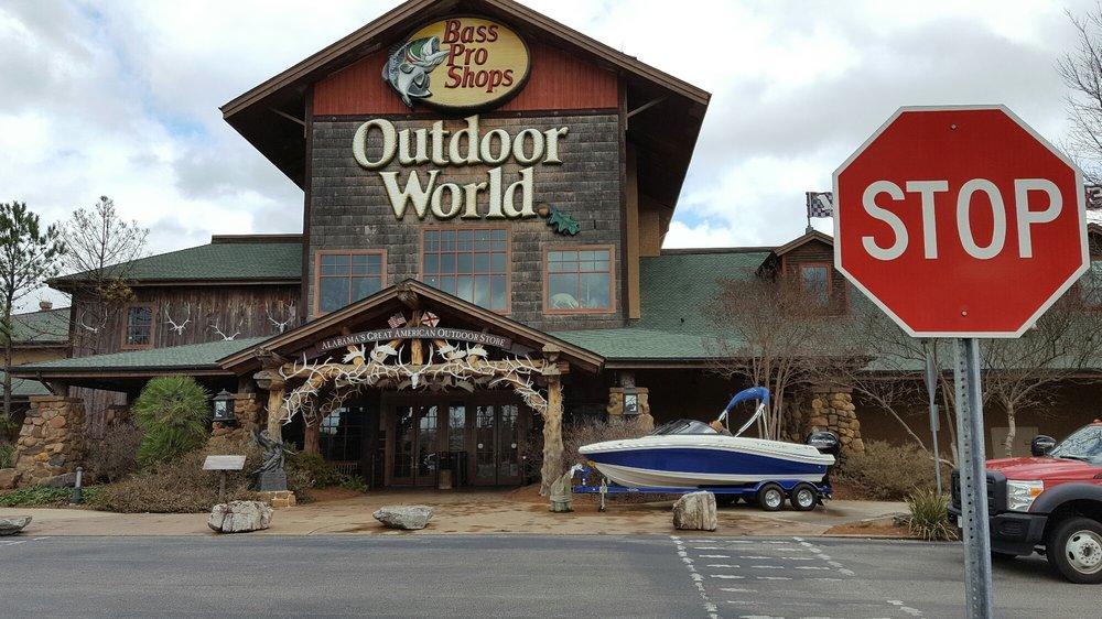 Bass Pro Shops: 2553 Rocky Mount Rd, Prattville, AL