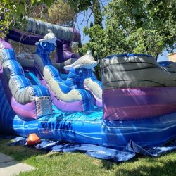 Papa Pepe's Jumpers - Party Equipment Rentals - Lancaster, CA