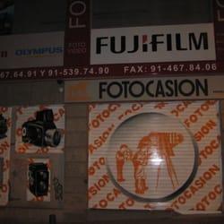 6bdfa58d22 Fotocasión - 13 Reviews - Photography Stores & Services - Calle de ...