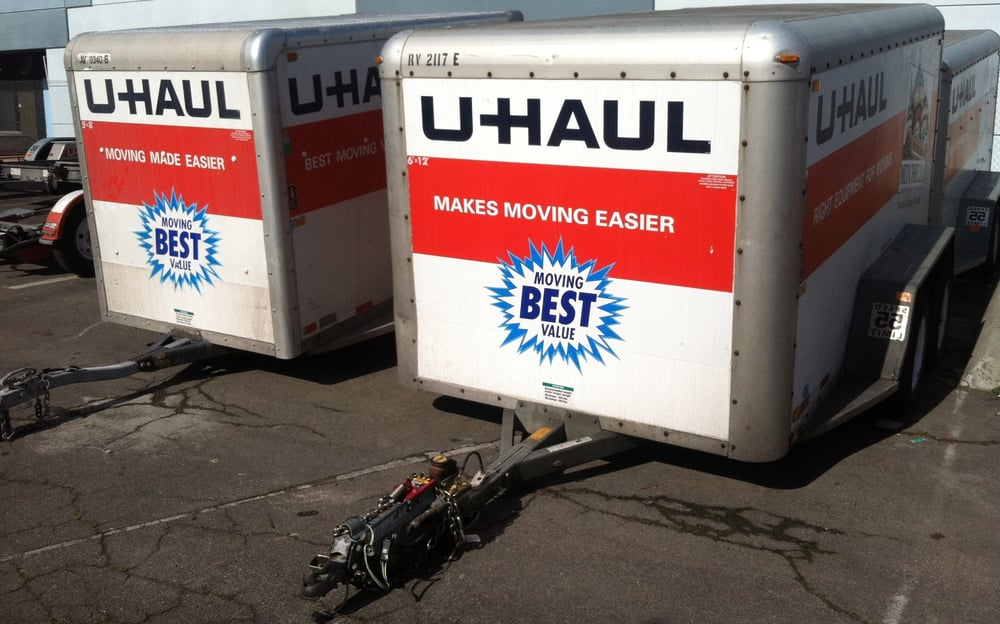 U-Haul Moving & Storage of Golden - 16 Photos - Truck ...