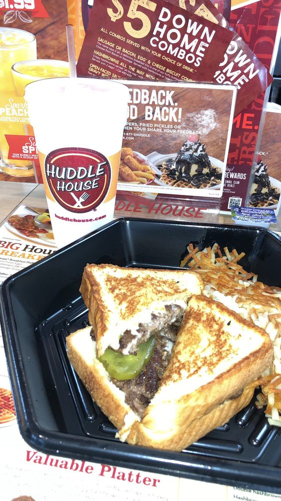 Huddle House: 1715 Douglas Ave., Brewton, AL
