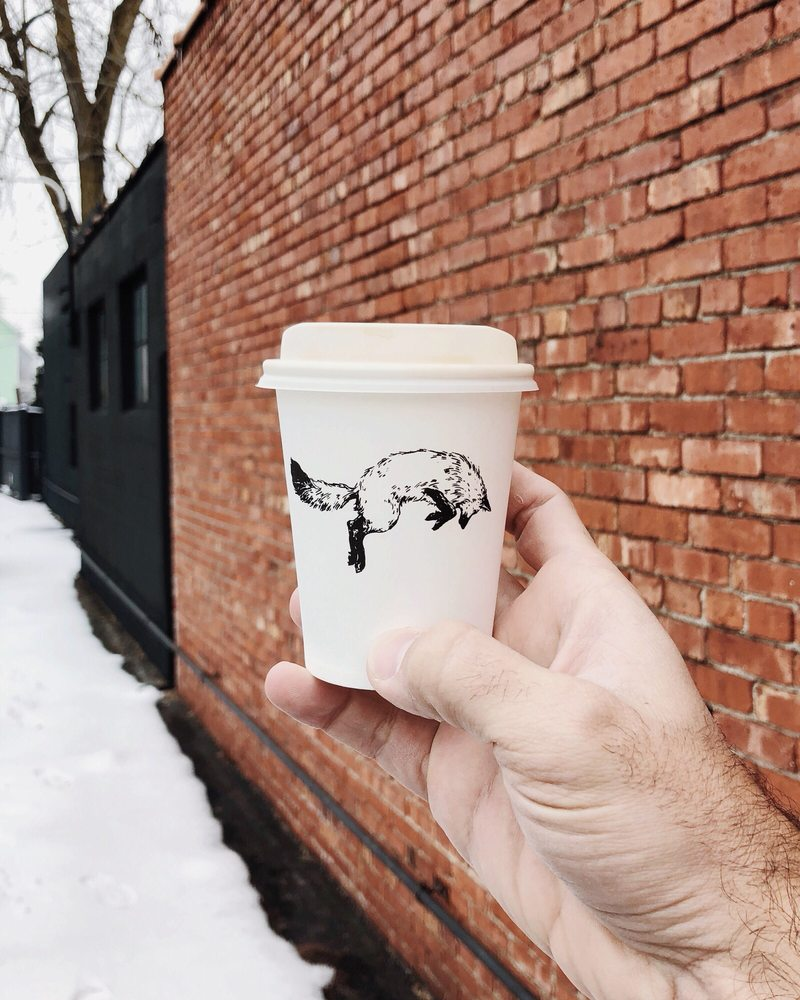 Fox In the Snow Cafe