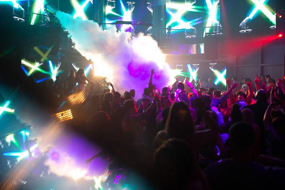 HQ2 Nightclub Beachclub