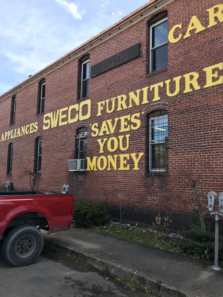 Sweco Furniture: 11 2nd St, Elkins, WV