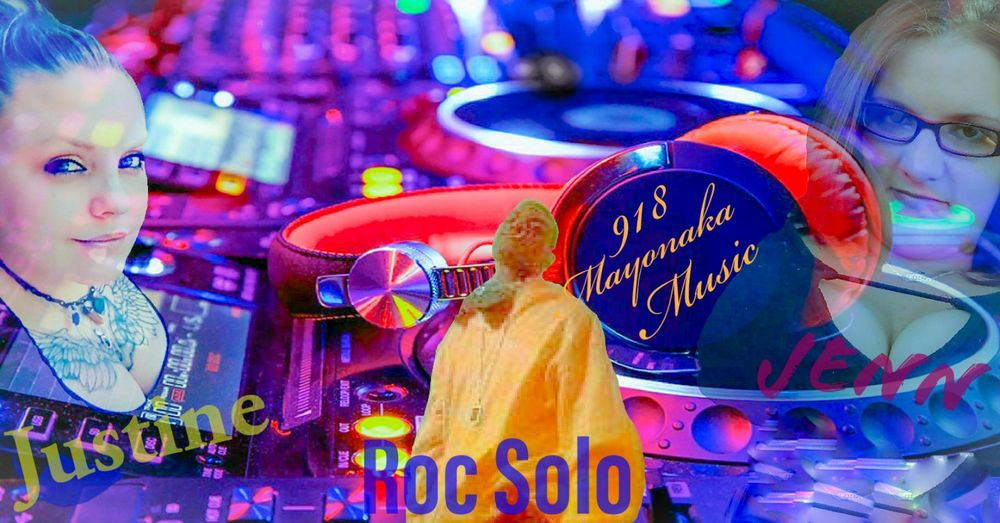 918 Mayonaka Music