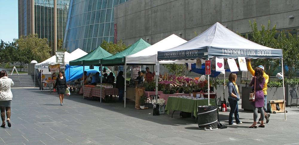 Uptown Oakland Farmers' Market