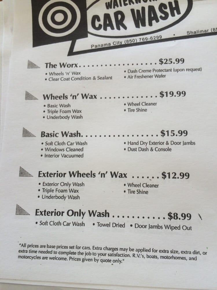 Hi-Tech Car Wash: 500 E Nine Mile Rd, Pensacola, FL
