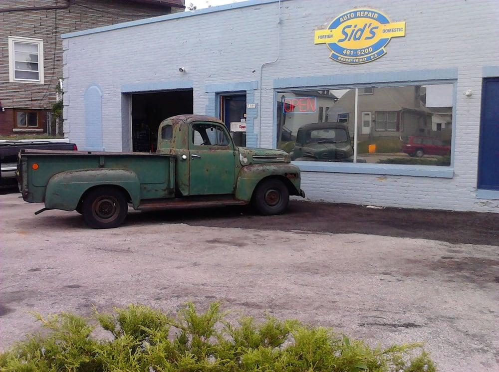 Sid's Auto Repair
