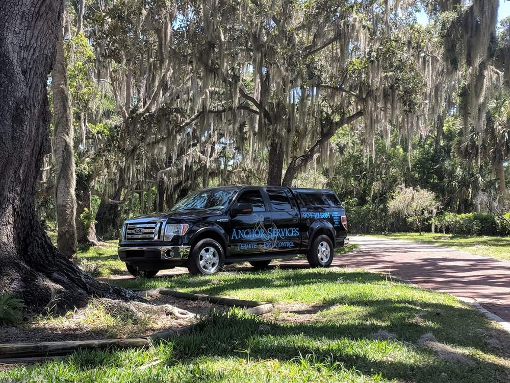 Anchor Services Termite & Pest Control: Green Cove Springs, FL