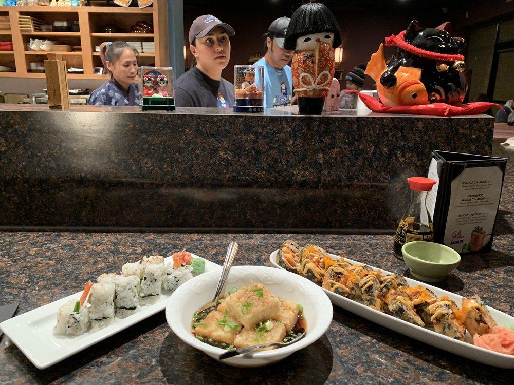Matsu Ya Sushi & Grill: 5725 Windy Dr, Stevens Point, WI