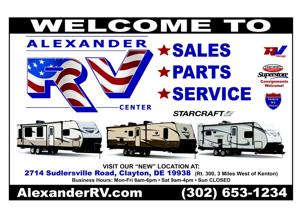 RV Rentals CentrevilleCounty seat, MD