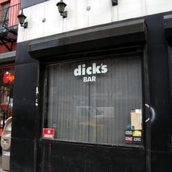 Dick bar gay