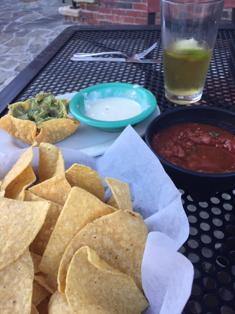 Food from Don Nacho's Mexican Restaurant