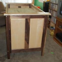 Delicieux Photo Of Lumberjack Custom Furniture   Bemidji, MN, United States. Walnut U0026  Maple